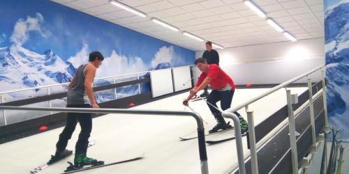 Je to výborná příprava na celodenní postávání v lyžákách a lyžování na svahu, perfektně na tom zkoordinujete pohyby a dynamiku, natrénujete fyzičku. Je to super průprava přímo na svah! Štěpán, ČB