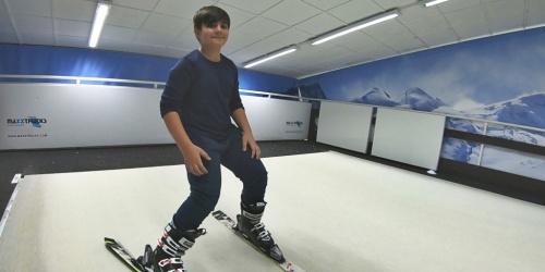 Splnil se nám sen, že náš syn bude umět krásně lyžovat a hlavně to není lyžař samouk, ale je pod vedením profesionálů! Marian A. s rodiči, Č. Krumlov