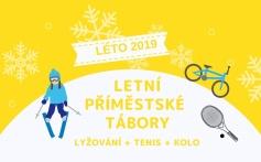 Letní příměstský tábor 2019 - tábor nabitý sportem!